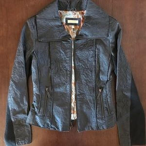 Wilson's Leather Brown Jacket Women's Size Small
